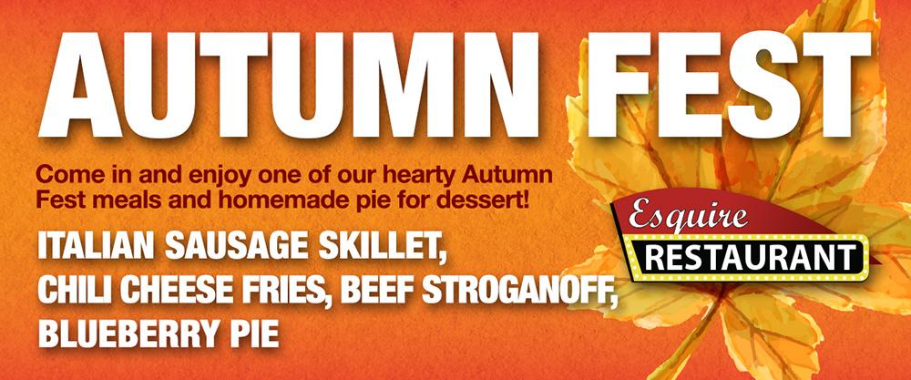 ESQ Autumn Fest